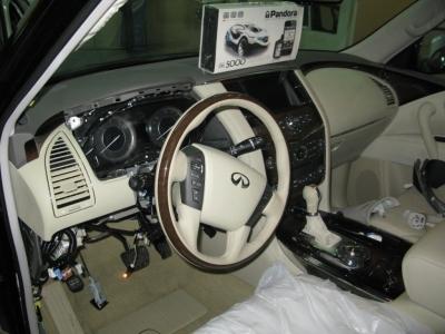 Где в машине крепить автосигнализацию