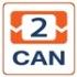 2-CAN модуль