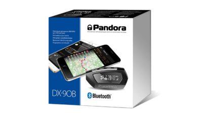Автосигнализация Pandora DX 90B сколько стоит в Тюмени