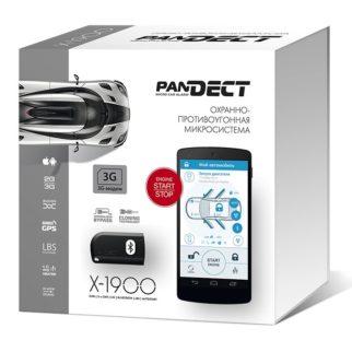 сколько стоит Микросигнализация Pandect X-1900 с 3G модемом