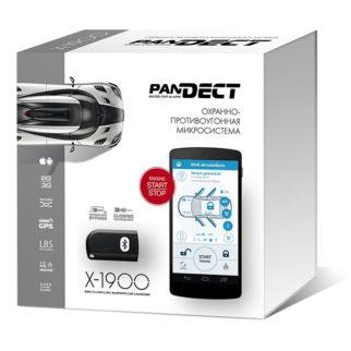 сколько стоит Микросигнализация Pandect X-1900 в Тюмени