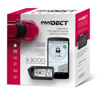 сколько стоит Микросигнализация Pandect X-3000 в Тюмени