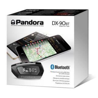 сигнализация Pandora DX 90 BT коробка
